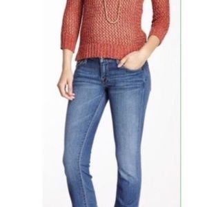 Lucky Brand Leyla Boot Cut Stretch Jeans